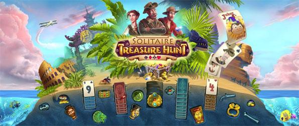 Solitaire Treasure Hunt - Enjoy this epic solitaire game that'll pit you against the best players from around the world.