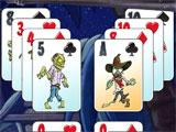 Solving Puzzle in Zombie Solitaire 2: Chapter 1
