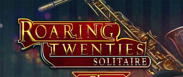 Roaring Twenties Solitaire - Explore the hey-days of the 1920s.