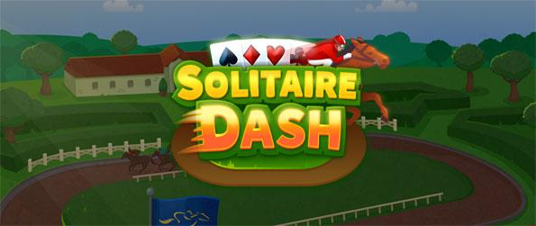 Solitaire Dash - Immerse yourself in this exciting solitaire game that comes with a refreshing twist.
