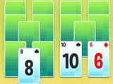 Tripeaks Solitaire Garden: Game Play