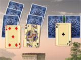 Jewel Match Solitaire challenging level