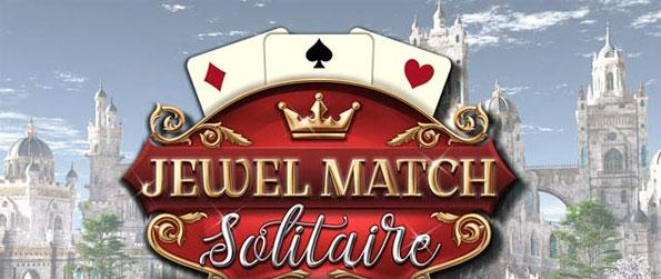 Jewel Match Solitaire - Enjoy this exciting solitaire game that'll take you across an ancient land.