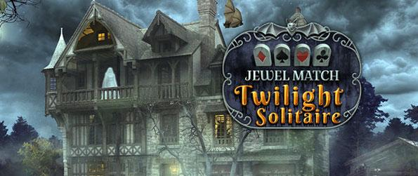 Jewel Match Twilight Solitaire - Enjoy this addicting solitaire game that's packed with creatively designed levels for you to complete.
