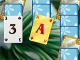 Solitaire Jack Frost: Winter Adventures 2 Golden Cards