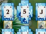 Solitaire Jack Frost: Winter Adventures 2 Club Cards