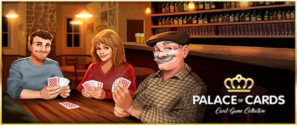 Palace of Cards - Immerse yourself in this top tier card game that can get you hooked for countless hours.