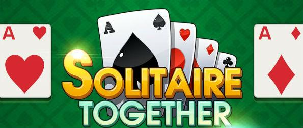 Solitaire Together - Solitaire Together is a fun, cool, social card game that teaches one thing: anything is possible.