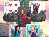 Fantasy Quest Solitaire gameplay