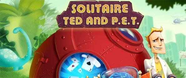 Solitaire: Ted and P.E.T - Journey with Ted and P.E.T in an epic Solitaire adventure.