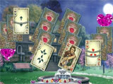 Jewel Match Solitaire: L'Amour challenging level