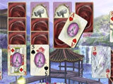 Jewel Match Solitaire: L'Amour gameplay