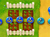 Solitaire - Grand Harvest level selection