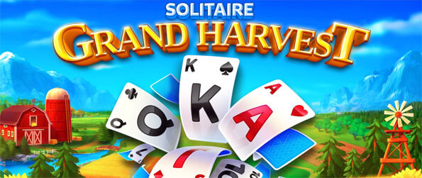 Solitaire - Grand Harvest - Play through a variety of challenging levels in this phenomenal solitaire game that doesn't cease to impress.