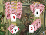 Solitaire Victorian Picnic 2: Playing Solitaire