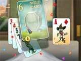 Zombie Solitaire 2: Chapter 3: Game Play