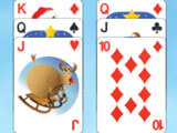Freecell Christmas: Gameplay