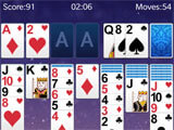 Solitaire Fun making progress