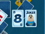 Joker card in Penguin Solitaire