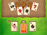 Solitaire Farm challenging level
