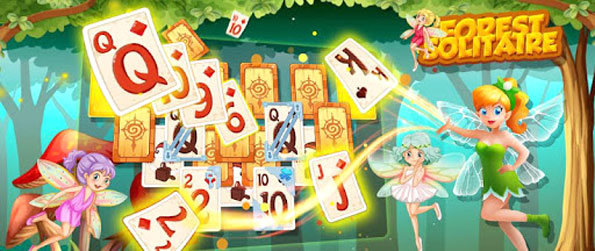 Forest Fairy Solitaire - Play an exciting solitaire game in Forest Fairy Solitaire.