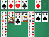 World of Solitaire: Classic: Stacking Cards