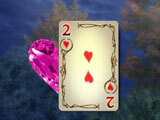 Collecting hearts in Jewel Match Solitaire: L'Amour