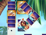 Solitaire Beach Season: Sounds of Waves fun level