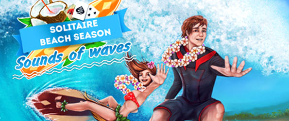 Solitaire Beach Season: Sounds of Waves - Get hooked on this exciting solitaire game that's sure to push your skills to their limits.