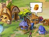 Village in Avalon Legends Solitaire 3