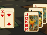 Egypt Pyramid Solitaire: Joker