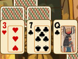 Egypt Pyramid Solitaire: Gameplay