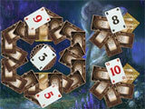 Mystery Solitaire: Arkham's Spirits challenging level