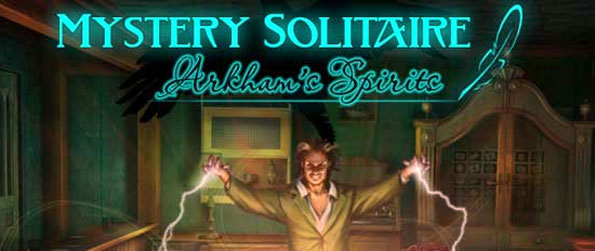 Mystery Solitaire: Arkham's Spirits - Explore a mystical world in this addicting solitaire game that you won't be able to get enough of.