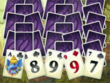 Indian Legends Solitaire fun level