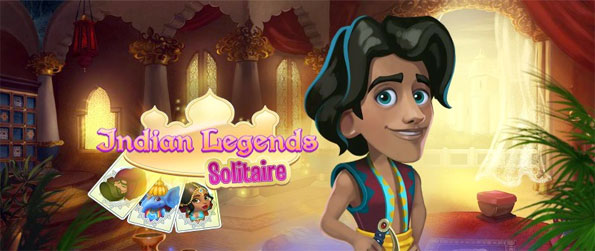 Indian Legends Solitaire - Uncover the secrets of the lost city in this exciting solitaire game that doesn't disappoint.