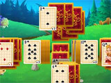 Wizard's Quest Solitaire gameplay