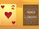 Reserving a card in the freecell box in Pyramid Solitaire