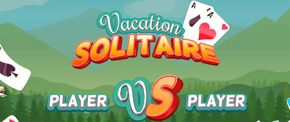 Vacation Solitaire - Enjoy this exciting solitaire game that brings a refreshing twist to the classical Klondike solitaire gameplay.