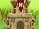 Kiba & Kumba Tri Towers Solitaire: Reveal the tower