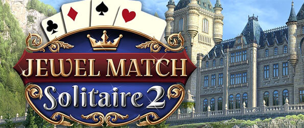 Jewel Match Solitaire 2 - Test your skills in this captivating solitaire game that'll have you engaged for hours upon hours.