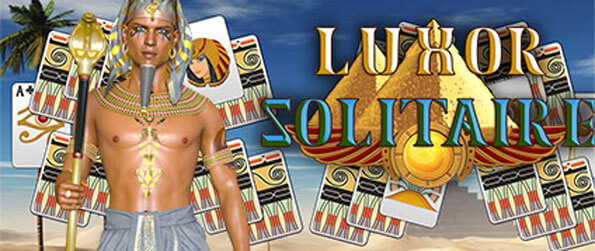 Luxor Solitaire - Enjoy this captivating solitaire game that has one of the most immersive settings that this genre has seen.