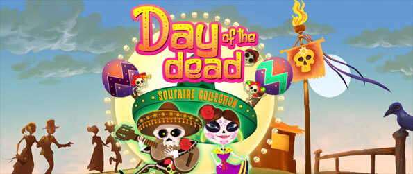 Day of the Dead: Solitaire Collection - Attract the living back to visit and commemorate the memory of the dead.