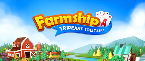 Farmship: TriPeaks Solitaire - Enjoy this refreshing solitaire game that comes with a distinct and refreshing theme.