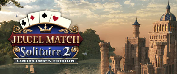 Jewel Match Solitaire 2 Collector's Edition - Revel in beautiful graphics, and extremely challenging Solitaire gameplay.