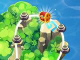Solitaire - Island Adventure Treasure Chest