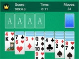 Solitaire Daily – Card Games starting off