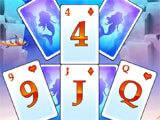 Solitaire Ocean Adventure gameplay