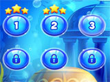 Fish Solitaire level selection