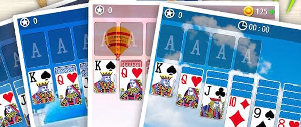 Solitaire Journey by Arcade Game Maker - Get hooked on this top notch solitaire game that's been built to provide players with the classical solitaire experience.